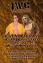 IWC: November Pain