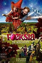 Image of Fuchsia the Mini-Witch