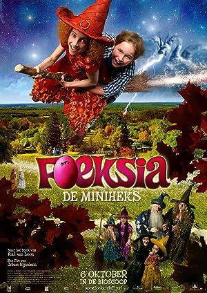 Fuchsia the Mini-Witch poster