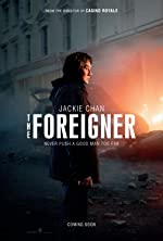 The Foreigner Hindi Dubbed(2017)