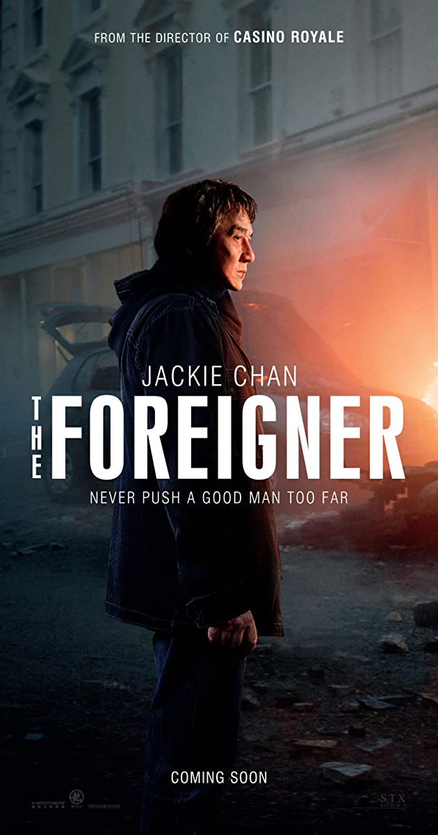 Svetimšalis / The Foreigner (2017) Online