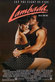 Lambada (1990) Poster - Movie Forum, Cast, Reviews