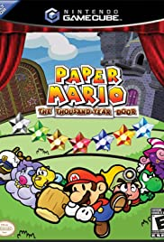 Paper Mario: The Thousand-Year Door (2004) Poster - Movie Forum, Cast, Reviews