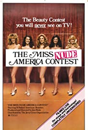 Miss Nude America Poster