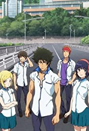 Kuromukuro Poster - TV Show Forum, Cast, Reviews