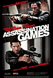 Assassination Games(2011) Poster - Movie Forum, Cast, Reviews