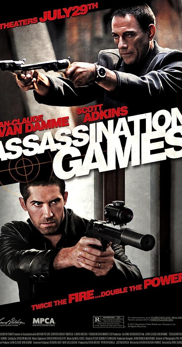 Žudymo žaidimai / Assassination Games (2011) Online