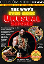 The WWF's Even More Unusual Matches