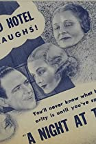 A Night at the Ritz (1935) Poster