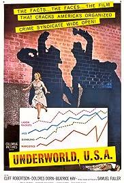 Underworld U.S.A.(1961) Poster - Movie Forum, Cast, Reviews