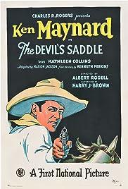 The Devil's Saddle Poster
