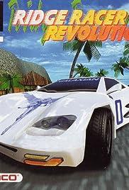 Ridge Racer Revolution Poster