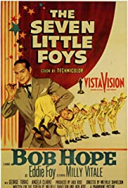 The Seven Little Foys (1955) Poster - Movie Forum, Cast, Reviews