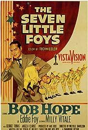 The Seven Little Foys(1955) Poster - Movie Forum, Cast, Reviews