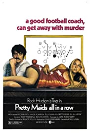 Pretty Maids All in a Row (1971) Poster - Movie Forum, Cast, Reviews