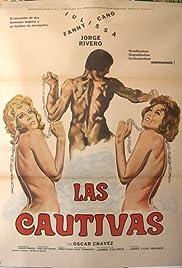 Las cautivas Poster