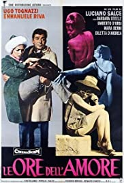 The Hours of Love Poster