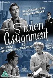 Stolen Assignment Poster