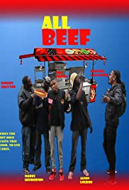 All Beef Poster