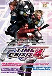 Time Crisis 4 Poster