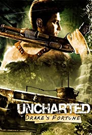 Uncharted: Drake's Fortune (2007) Poster - Movie Forum, Cast, Reviews