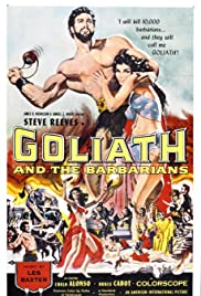Goliath and the Barbarians (1959) Poster - Movie Forum, Cast, Reviews