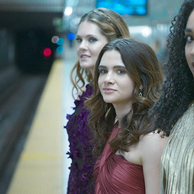 Aisha Dee, Meghann Fahy, and Katie Stevens in The Bold Type (2017)
