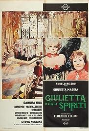 Juliet of the Spirits(1965) Poster - Movie Forum, Cast, Reviews