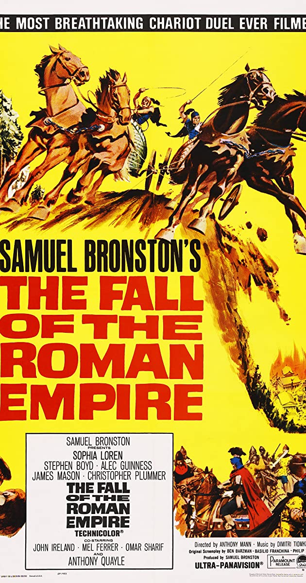 a discussion on the decline of the roman empire As the saying goes, rome wasn't built in a day, and neither did the roman empire fall in a day there are a number of reasons for the collapse of the roman em.
