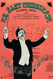 Az élet muzsikája - Kálmán Imre Poster