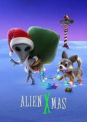 Alien Xmas (2020) poster