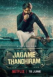 Jagame Thandhiram (2021) poster
