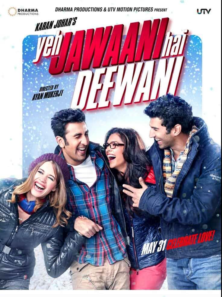 Yeh Jawaani Hai Deewani >> 30s review