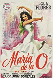 María de la O Poster