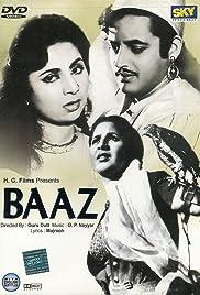 Baaz Poster