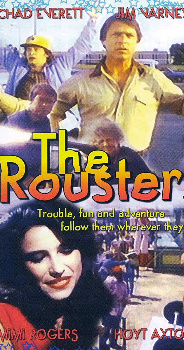 The Rousters (TV Series 1983 u20131984) IMDb