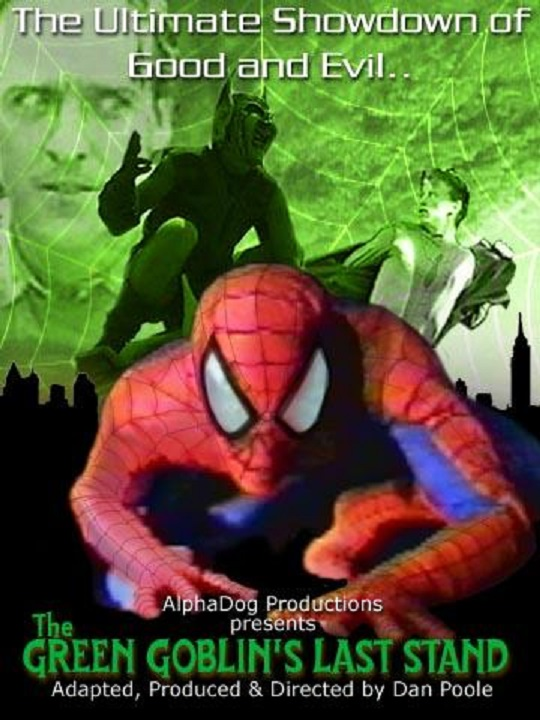 image The Green Goblin's Last Stand (1992) (V) Watch Full Movie Free Online