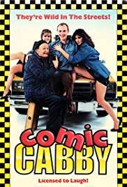 Comic Cabby Poster