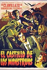 El castillo de los monstruos Poster