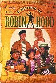 O Mistério de Robin Hood Poster