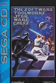 Star Wars Chess Poster