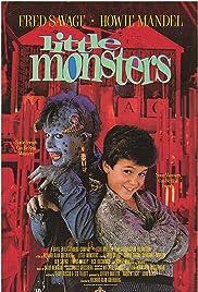 Little Monsters(1989) Poster - Movie Forum, Cast, Reviews