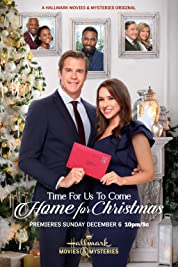 Time for Us to Come Home for Christmas (2020) poster