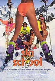 Ski School(1990) Poster - Movie Forum, Cast, Reviews