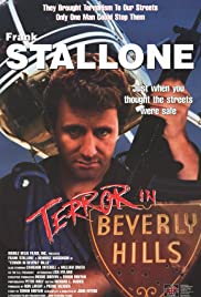 Terror in Beverly Hills(1989) Poster - Movie Forum, Cast, Reviews