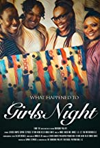 Primary image for What Happened to Girl's Night?