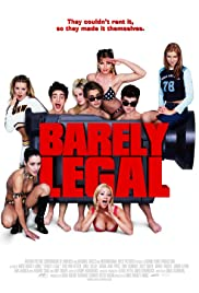 Barely Legal (2003) Poster - Movie Forum, Cast, Reviews