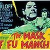 Boris Karloff and Myrna Loy in The Mask of Fu Manchu (1932)
