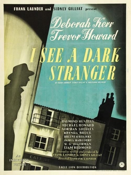 image I See a Dark Stranger Watch Full Movie Free Online