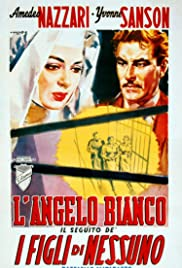 L'angelo bianco(1955) Poster - Movie Forum, Cast, Reviews
